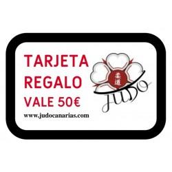 TARJETA REGALO: 30€, 50€ o...