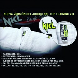 JUDOGI NKL TOP TRAINNING...